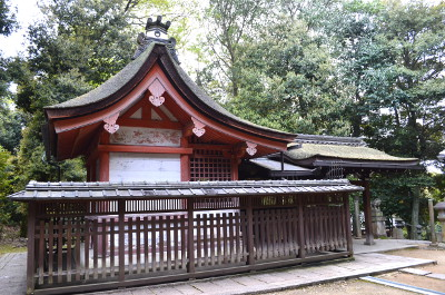 東福寺五社成就宮