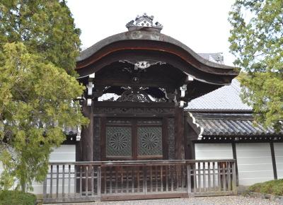 東福寺恩賜門