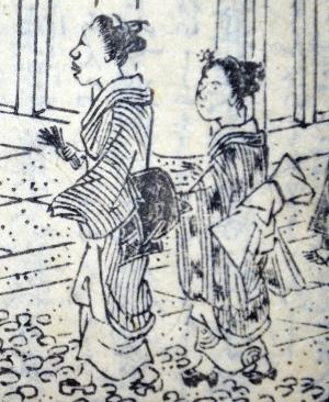 「花洛名勝図会」より頂妙寺