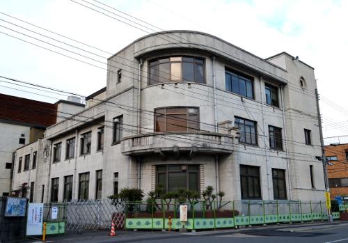 旧左京区役所庁舎
