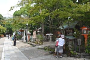 八坂神社大神宮社