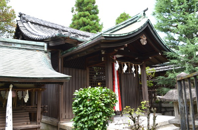 剣神社朝日神明