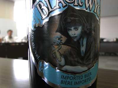 魔女のビール