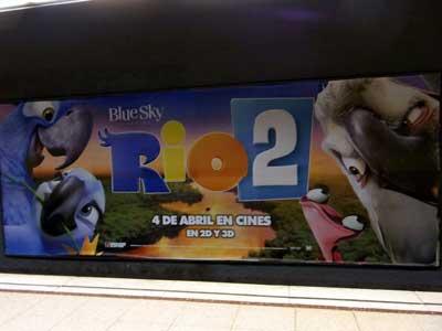 映画「Rio2」