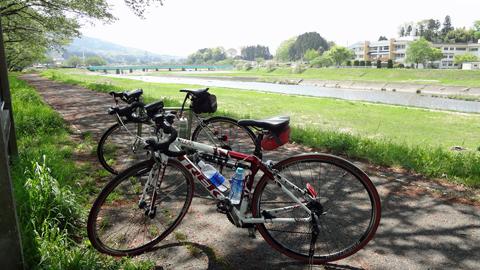 1405久慈川サイクリングロード