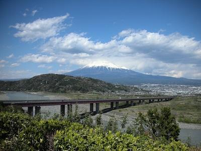 富士川サ-ビスエリアより
