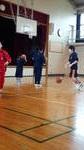 sonバスケ練習4月⑤