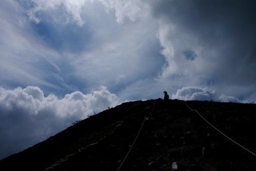 いい夏山登山でした