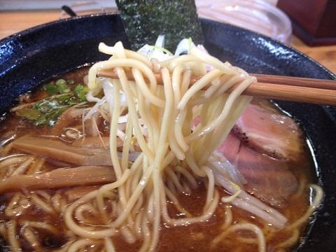 魚介豚骨麺