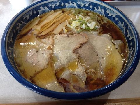 鈴弥醤油ラーメン