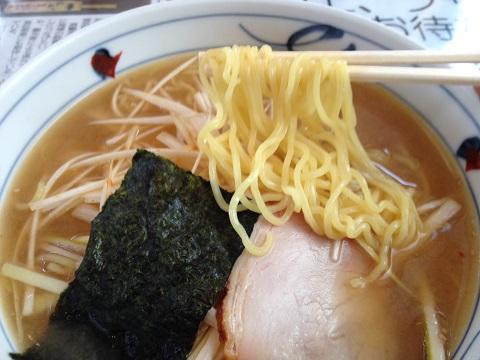 ネギ味噌麺