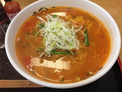 温製トマト麺