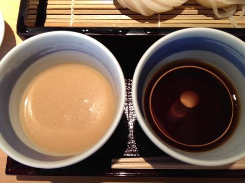 胡麻&醤油