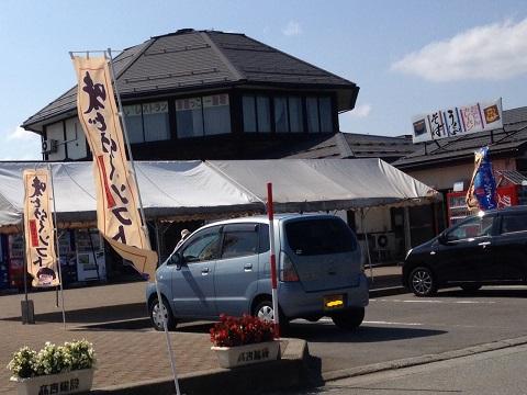 道の駅神岡外観