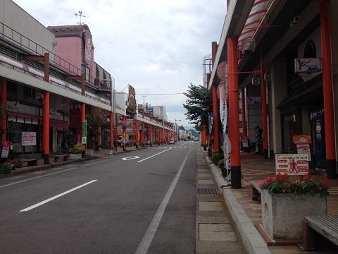 花輪商店街