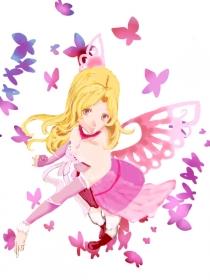 蝶ドレス・翅