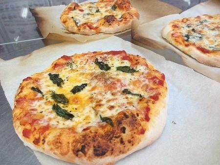 ピザ 手作りパン教室