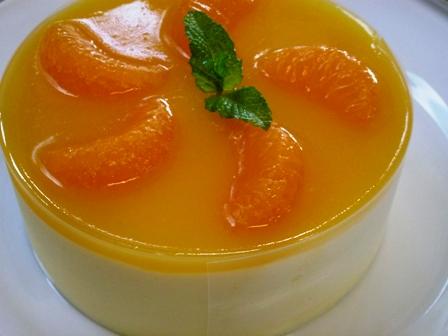 1オレンジムース