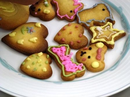 1アイシングクッキー