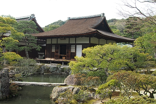 銀閣寺 ブログ21