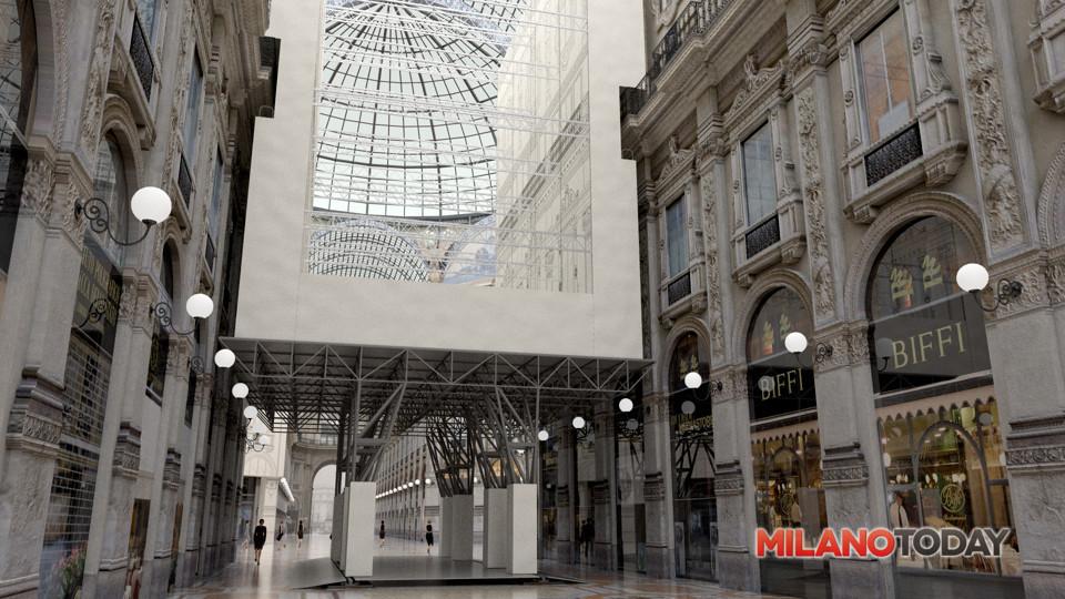 Ponteggio Galleria 03-2