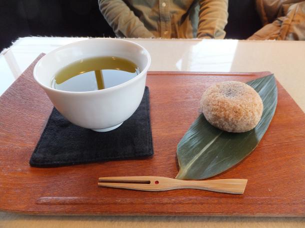 赤米まんじゅう