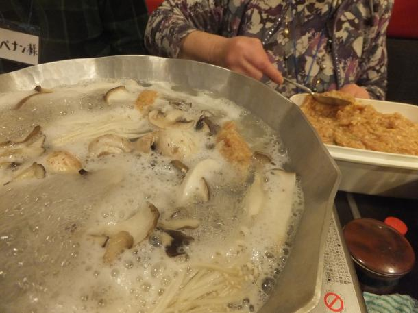 しみじみ鍋