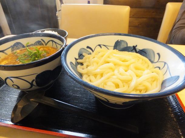 春のアサリつけ麺