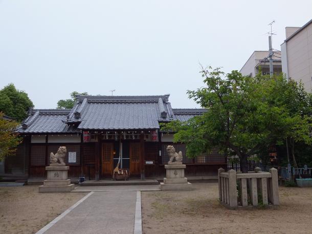 敷島松宮神社