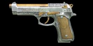 Beretta 92FS AIC 2014