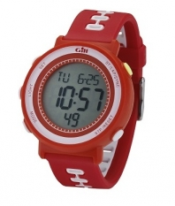 W013Race Watch RedWhite
