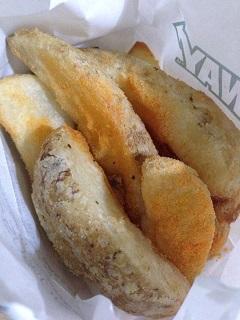 サブウェイ オーブンポテト チーズ