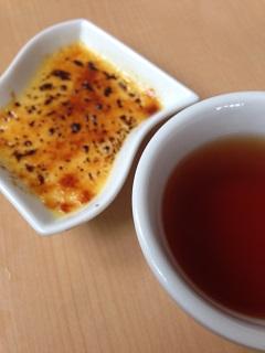 ジュニアペーパームーン ドルチェバイキング 紅茶 プリン