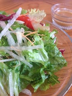 カフェレストラン コア デザイン サラダ