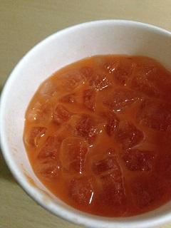 サブウェイ 野菜と果物のジュース