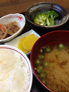 魚亭 岡ざき 漁師風 旬のお刺身ぶつ切り定食 2