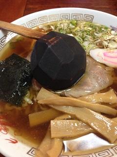 食堂 ふじ ラーメン