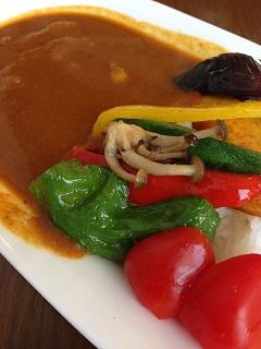 ブリューベル 季節の野菜カレー