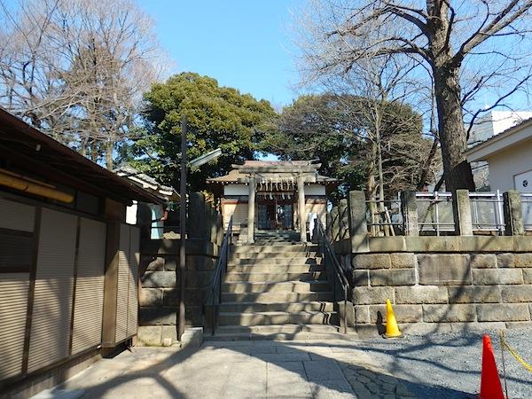 「上田端八幡神社」