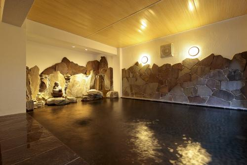 岩風呂『奥の院』