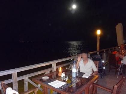 月を見ながら(2)
