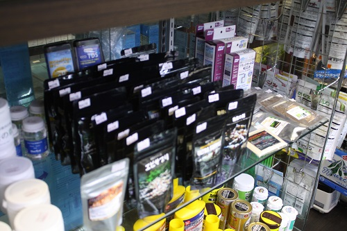 秘伝の餌、エビサプリ、ウルトラサプリ 東海 岐阜 熱帯魚 水草 観葉植物販売 Grow aquarium