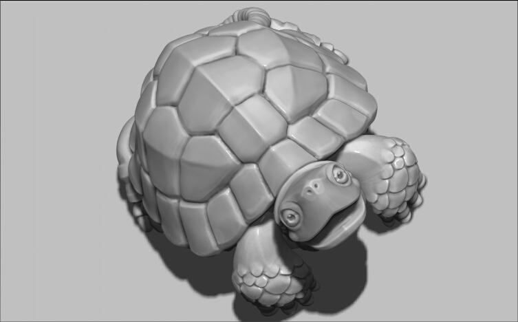 turtle_zbrush