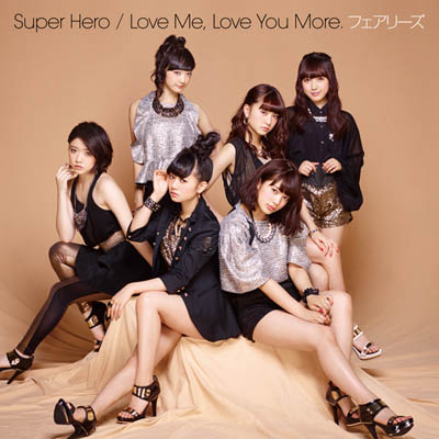 Fairies「Super Hero」
