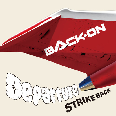 BACK-ON「Departure」