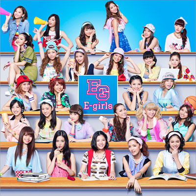 E-girls「Highschool love」