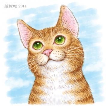「ネコ」描いてみた♪