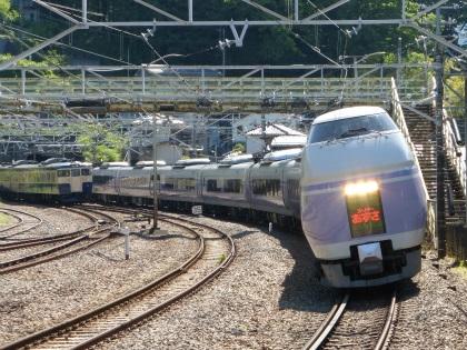 春の増発列車30
