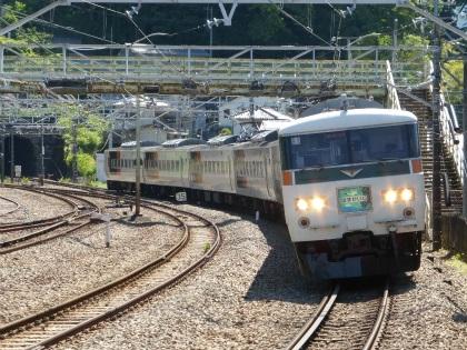 春の増発列車32