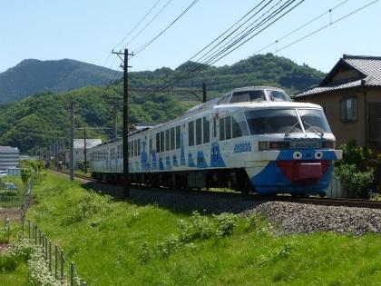 春の増発列車33